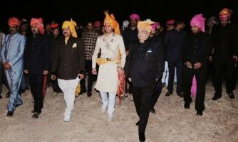 Th.Parbhat Singh Malari, Th.Surendra Singh Sindarli, Thakur Abhimanyu Singh Falna, Jaipal Singh Sindarli, Kunwar Himmat Singh Ghanerao, Th.Chain Singh Kishanpura, Th.Bharat Singh Sindarli