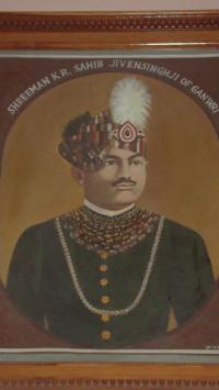 Thakur Jiven Singh ji