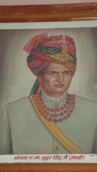 Thakur Mukut Singh ji