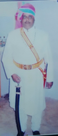 Thakur Rajendra Singh Rathore