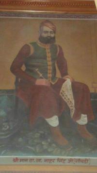 Thakur sahab Nahar singh ji