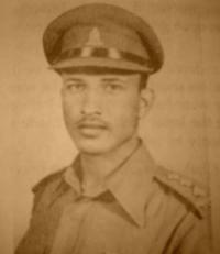 Lt Col Thakur Kishan Singhji, Maha Vir Chakra of Garsisar