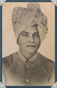 Thakor Saheb Shri Bahadurbava Daajibava