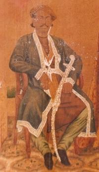 Maharaja Bahadur Sir JAI MANGAL SINGH K.C.S.I of Gidhaur