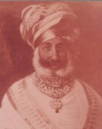 HH Thakore Shri SAGRAMJI BHANABHAI Sahib