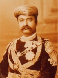HH Maharaja Shri Sir BHAGWATSINHJI SAGRAMSINHJI Sahib