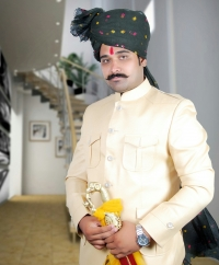 Kunwar Harshvardhan Singh of Gundi Pehla Rawla