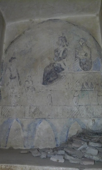 16th century wall paintings
