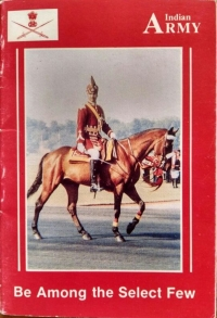 Col Thakur Devi Singhji of Hardesar, Contingent Commander of Remount Veterinary Corps during  Republic Day Parade, 1990