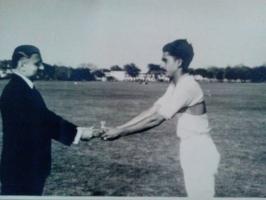 Col Thakur Rajendera Singhji  of Hardesar