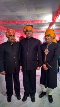 Thakur Birender Singhji, Col Thakur Devi Singhji, Col Thakur Rajendera Singhji
