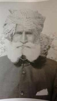 Thakur Balwant Singhji of Hardesar