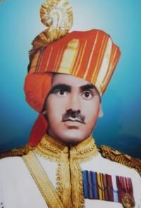 Thakur Bhairon Singhji of Hardesar