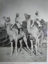 Thakur Roop Singhji of Hariyasar and Thakur Bhairon Singhji of Hardesar