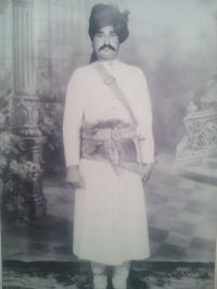 Thakur Saheb Raghunath Singhji, 14th Thakur of Hardesar