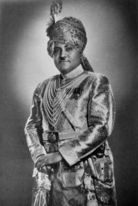 H.H. Maharajadhiraja Maharaja Shri HIMMAT SINGHJI Sahib Bahadur