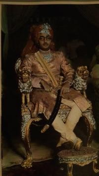 Maharaj Shri Umeg Singhji Saheb Idar