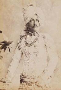 Maharaja Shri Sir PRATAP SINGH Sahib Bahadur, Maharaja of Idar and Regent of Jodhpur