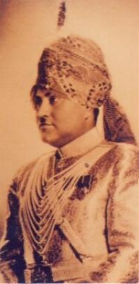 HH Maharajadhiraja Maharaja Shri Himmat Singhji Sahib Bahadur