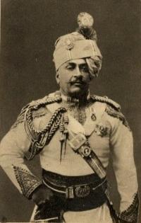 HH Maharajadhiraja Maharaja Shri Sir Pratap Singh Sahib Bahadur