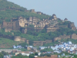 Indargarh Fort,Bundi.