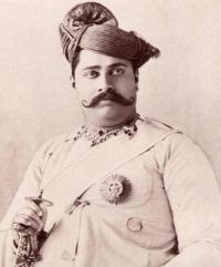 HH Maharajadhiraj Holkar Raj Rajeshwar Sawai Shri SHIVAJI RAO HOLKAR