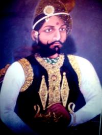 Maharaja Rup Shah Judeo