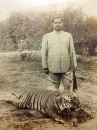 Maharaja Virendra Shah Judeo