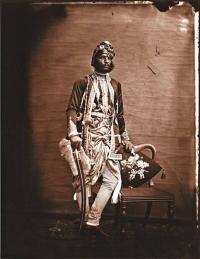 HH Sri Sawai Maharaja Sir RAM SINGH II Bahadur