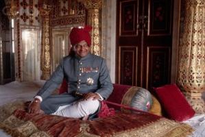 Maharaja Sawai Brig. Bhawani Singhji