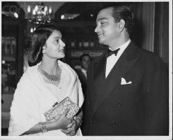 Maharaja Sawai Man Singh II and Maharani Gayatri Devi