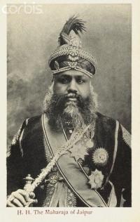 Maharajadhiraj Sawai Sir MADHO SINGH II Bahadur