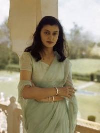 Maharani Gayatri Devi, 1948