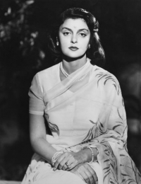 Portrait of Maharani Gayatri Devi of Jaipur, 1945