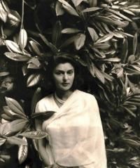 Rajmata Gayatri Devi of Jaipur, 1961
