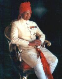 Brig. HH Saramad-i-Rajahai Hindustan Raj Rajendra Shri Maharajadhiraj Sir Sawai BHAWANI SINGH Bahadur