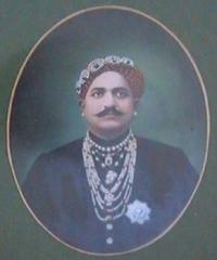HH Maharajadhiraj Maharawal GIRDHAR SINGH Bahadur