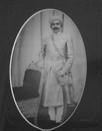 HH Maharajadhiraj Maharawal Sir JAWAHIR SINGH Bahadur