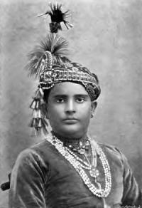 HH Maharajadhiraj Maharawal SALIVAHAN SINGH III Bahadur