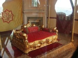 Gaddi of Maharaja Hari Singh