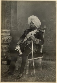 HH Maharaja Sir Pratap Singh
