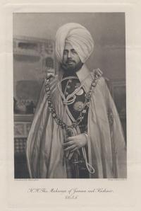 Maharaja Sir PRATAP SINGH Sahib Bahadur