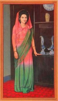 Maharani Yasho Rajya Lakshmi, wife of Padam Vibhushan Maharaja Dr. Karan Singh