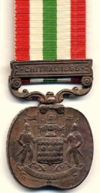J&K Medal