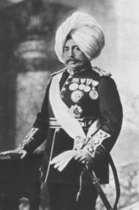 Maj.Gen. HH Maharaja Sir PRATAP SINGH Sahib Bahadur