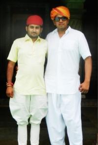 Kunwar UjjwalRaj Singh & Kunwar Rishikumar Singh