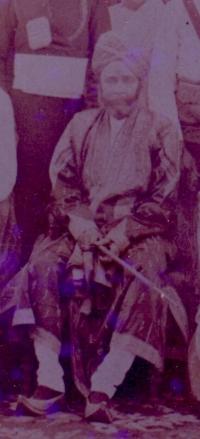 Shrimant Raja Hamir Singh Ji of Jamnia