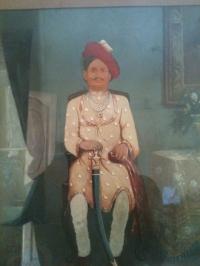 Thakur Saheb Shri Jeetsinhji Rana