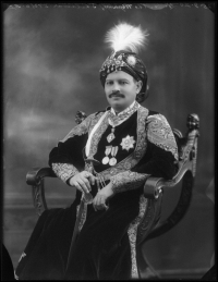 Maharaj Rana Sir Shri BHAWANI SINGH Bahadur