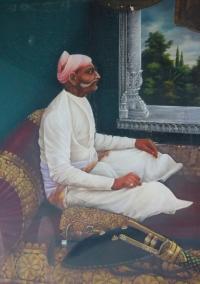 Maharaj Rana ZALIM SINGH Bahadur